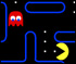 Pacman :: Eat all of the pills but avoid the ghosts.  Eat the large pills to temporarily render the ghosts harmless and editable.